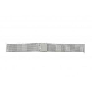 Klockarmband Universell 18.1.5-ST-ST Milanese Stål 18mm