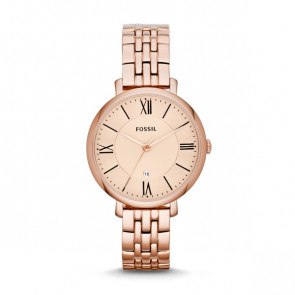 Armbandsklocka Fossil Jacqueline ES3435 Analog Kvartsur Kvinnor