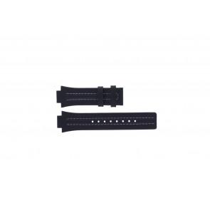Festina klockarmband F16224-5 Läder Lila 14mm + default sömmar