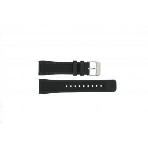 Festina klockarmband F16642-3 Silikon Svart 20mm