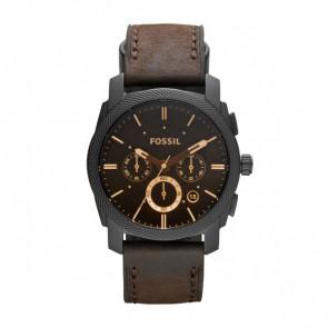 Armbandsklocka Fossil Machine FS4656 Analog Kvartsur Män