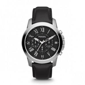 Armbandsklocka Fossil Grant FS4812 Analog Kvartsur Män