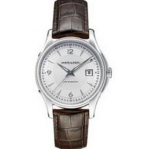 Klockarmband Hamilton H001.32.515.555.01 / H600325100 Läder Brun 20mm
