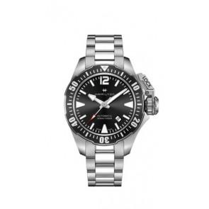 Klockarmband Hamilton H77605135 / H77705145 Stål Rostfritt stål 20mm