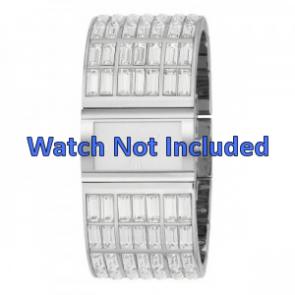 DKNY klockarmband NY-3768 Stål Silver 20mm