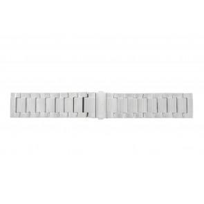Hugo Boss klockarmband HO1512983 / HB-223-1-14-2630-2399-4/13 Metall Ilverfärgad 24mm
