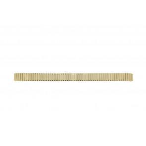 Klockarmband HT1012 / Haka-Flex Metall Guldpläterad 14mm