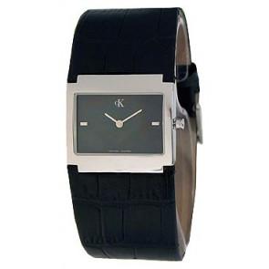 Klockarmband Calvin Klein K04281.46 / K600.028.750 Läder Svart