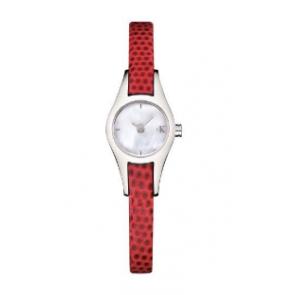 Klockarmband Calvin Klein K2723100 Läder Röd