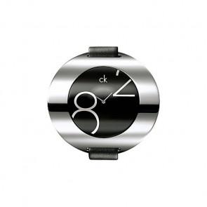 Klockarmband Calvin Klein K600035806 / K3723702 Läder Svart 16mm