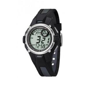 Klockarmband Calypso K5558/6 Plast Svart