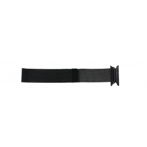 Apple (replacement model) klockarmband LS.AB.108 Stål Svart 42mm