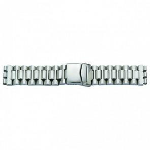 Klockarmband Universell 1074 Stål Stål 19mm