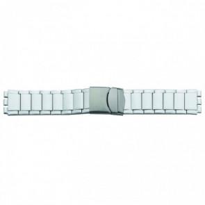 Klockarmband Universell 1078 Stål Stål 17mm