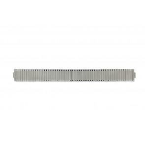 Olympic klockarmband OL26HSS262 / OL26HSS263 Metall Ilverfärgad 18mm