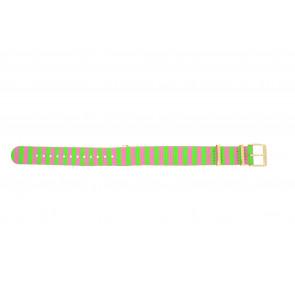 Timex klockarmband PW2P91800 Duk Polykromi 18mm