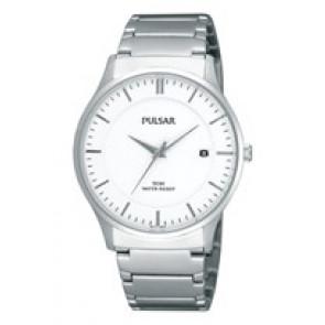 Klockarmband Pulsar VX42-X355 / PXH963X1 / PQ356X Stål Stål 20mm