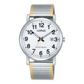 Lorus klockarmband RG861CX9 / VJ32 X246 / RHA063X Metall Bi-färg 20mm