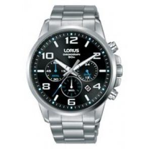 Klockarmband Lorus VD53-X317-RT391GX9 Stål Stål