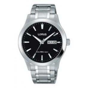 Klockarmband Lorus VX43-X096-RXN23DX9 Stål Stål