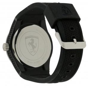 Klockarmband Ferrari SF-28-1-29-0228 / SF689300323 Gummi Svart