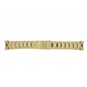 Prisma klockarmband STD22 Metall Guld 22mm