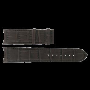 Klockarmband Tissot T610028569 Läder Brun
