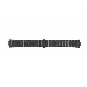 Klockarmband Obaku V140-Z Stål Svart 10mm