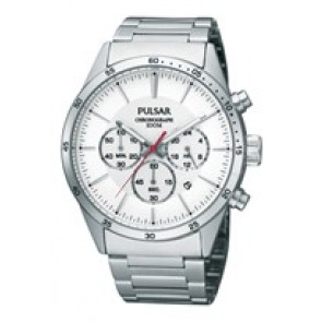 Klockarmband Pulsar VD53-X001 (PT3001X1) Stål