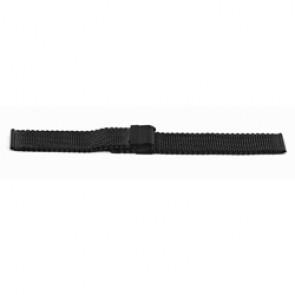 Klockarmband YF13 Metall Svart 18mm