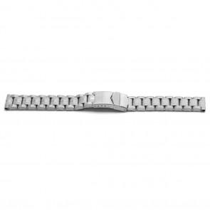 Klockarmband YJ01 Metall Ilverfärgad 26mm