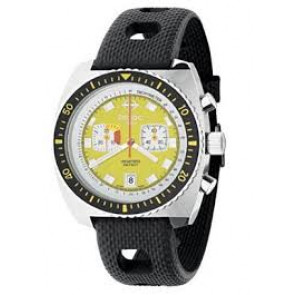 Klockarmband Zodiac ZO2221 Plast Svart