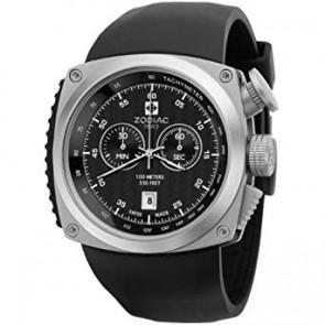 Klockarmband Zodiac ZO5800 Silikon Svart
