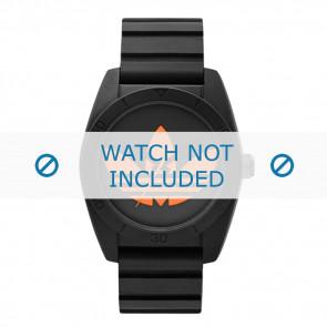 Adidas klockarmband ADH2880 Silikon Svart 20mm