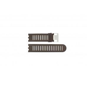 Alessi klockarmband AL14001 Läder Brun 25mm