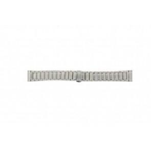 Armani klockarmband AR0243 Stål Silver 20mm