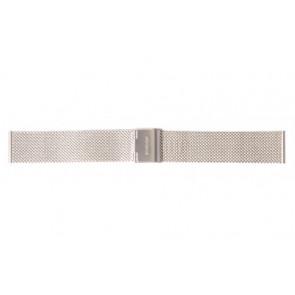 Mondaine klockarmband A669.30305.11SBM / 30305 / BM20062 / 30008 / 30305 / 30323  Metall Ilverfärgad 16mm