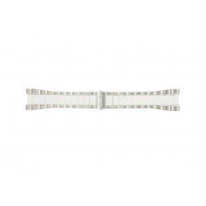 Breil klockarmband BW0224 Stål Vitt 27mm