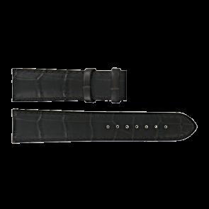 Certina klockarmband C610015781 Läder Mörk brun 21mm + sömmar brun