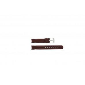 Klockarmband Camel 4000-4009 / BC50918 Läder Röd 14mm
