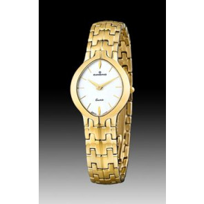 Klockarmband Candino C4227-1 / C4227-2 / C4227-3 (BA02192) Stål Guldpläterad