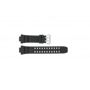Casio klockarmband G-1000-1A Gummi Svart 14mm