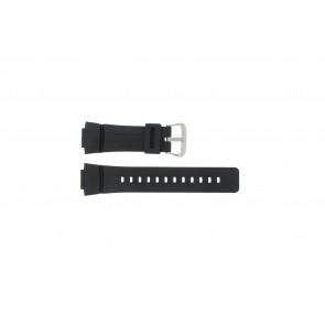 Casio klockarmband G-100-1BV Silikon Svart 16mm