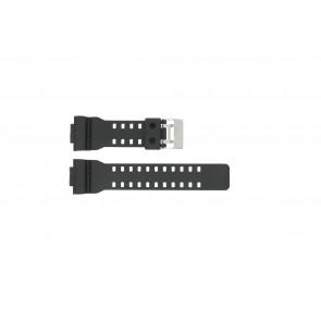 Casio klockarmband G-8900-1 Gummi Svart 16mm