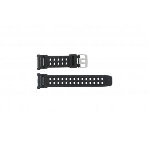 Klockarmband G-9000-1 Silikon Svart 27mm