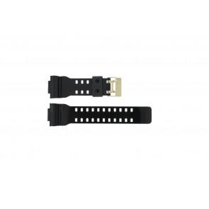 Casio klockarmband A-110GB-1A Gummi Svart 16mm