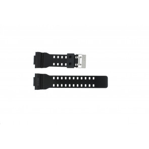 Casio klockarmband GLS-8900-1W Gummi Svart 16mm