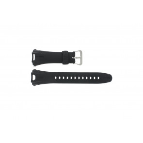 Casio klockarmband GW-700A-W1 Gummi Svart 29mm