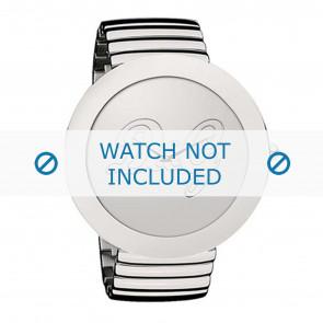Dolce & Gabbana klockarmband DW0280 Metall Ilverfärgad