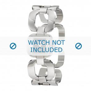 Dolce & Gabbana klockarmband DW0711 Metall Ilverfärgad